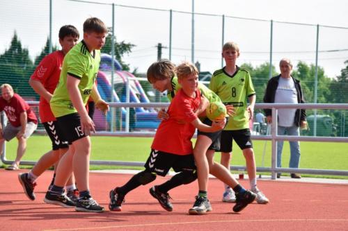 HC Hlucin vs. SHC Malomerice Brno, Polanka Cup 2020, 29.08.2020